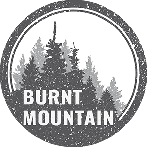 Burnt Mountain Trail Map